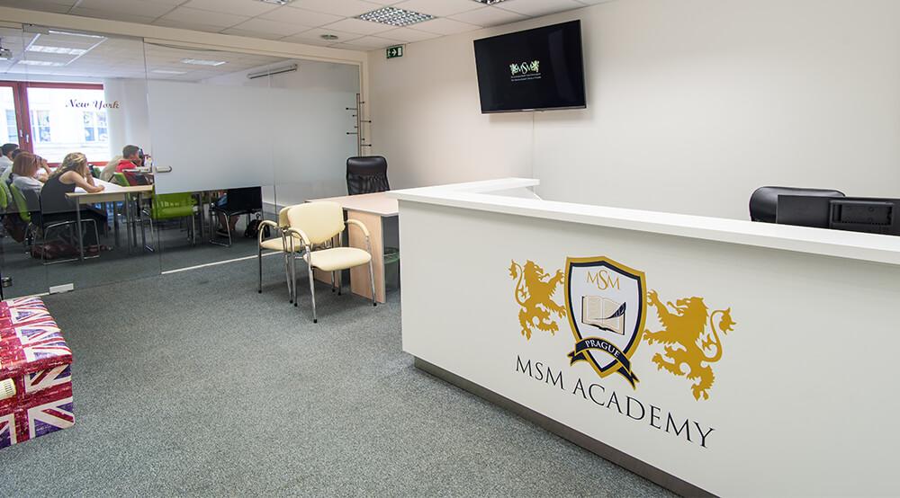 MSM Academy Prague msmstudy.eu