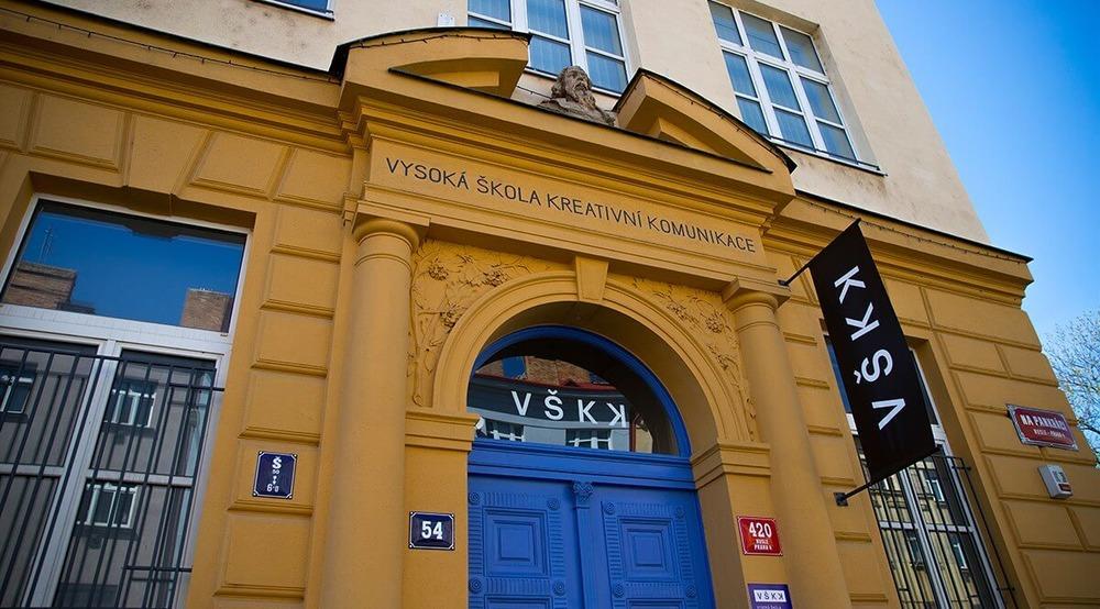 University of creative communication Prague msmstudy.eu