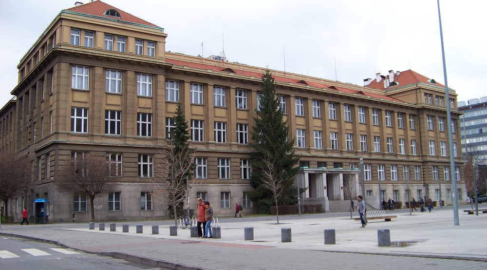 University of Chemistry and Technology (VSCHT) msmstudy.eu